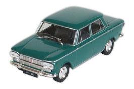 Fiat 1500 Berlina Phase II 1965-1967 dunkelgrün
