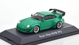 Porsche 911 / 993 RWB Rauh-Welt 1996 grün