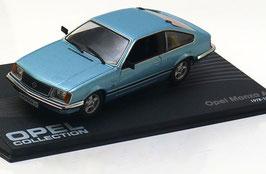 Opel Monza A Phase I 1978-1982 hellblau met.