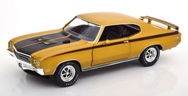 Buick GSX 1971 gold met. / matt-schwarz