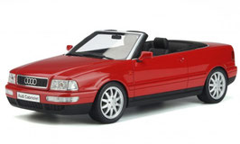 Audi Cabriolet B4 Phase II 1997-2000 rot
