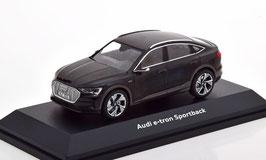 Audi e-tron Sportback GE seit 2020 schwarz