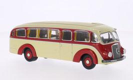 Mercedes-Benz LO 3500 Reisebus 1949 creme / rot