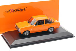 Ford Escort II 1.3 Phase I 1974-1977 orange