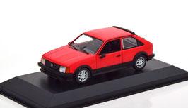 Opel Kadett D SR 1979-1984 rot / schwarz