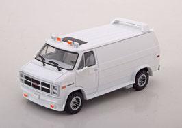 GMC Vandura Custom 1983 weiss