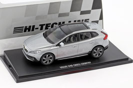 Volvo V40 II Cross Country Phase I 2013-2016 Electric silver met.