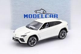 Lamborghini Urus Concept 2012 weiss