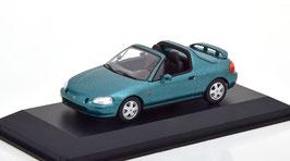 Honda CRX del Sol EH6/EG2 1992-1998 türkis met.