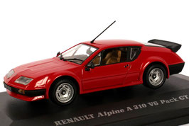Renault Alpine A310 PACK GT 1983-1985 rot