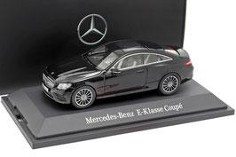 Mercedes-Benz E-Klasse Coupé C238 seit 2017 schwarz