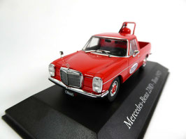 "Mercedes-Benz 220D Pick Up 1972 ""Tecin rot"" Argentinia"