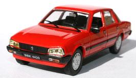 Peugeot 505 GTI Phase I 1979-1986 rot