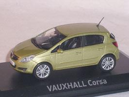Vauxhall / Opel Corsa D 5-Türer 2006-2014 limegreen met.