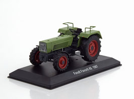 Fendt Favorit 4S Traktor 1966-1970 oliv