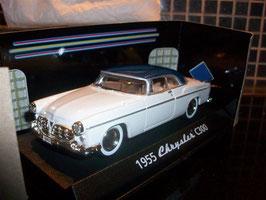 Chrysler C 300 Serie C68-300 1955 creme / dunkelblau