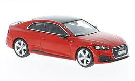 Audi RS5 Coupé seit 2017 Misano rot / Carbon