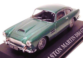 Aston Martin DB4 GT 1959-1963 grün met.