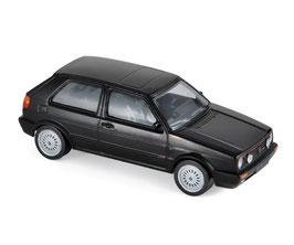 VW Golf II GTI Phase III 1989-1992 schwarz