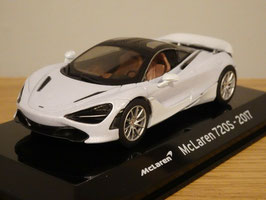 McLaren 750S Coupé seit 2017 weiss met. / schwarz