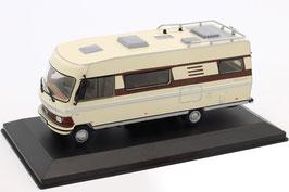 Hymermobil Type 650 1985 beige / braun