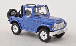 Suzuki LJ80 1978-1982 Cabriolet blau met. / weiss