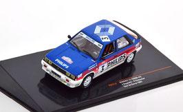 Renault 11 Turbo #3 Philips Rallye WM Tour de Corse 1987 j. Ragnotti / P. Thimomier