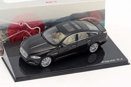 Jaguar XJ IX / X351 Phase I 2009-2015 RHD Amethyst schwarz met.