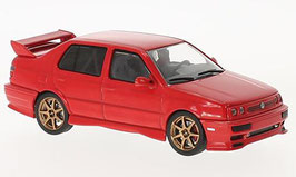 VW Jetta AIII / Vento Tuning 1995 rot / gold