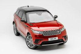 Range Rover Velar seit 2018 dunkelrot met. / schwarz