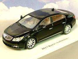 Buick LaCrosse seit 2009 Carbon Black met.