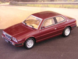 Maserati Biturbo Coupé 1981-1985 dunkelrot met.