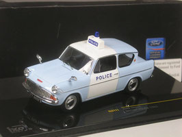 "Ford Anglia 1959-1967 ""British Police hellblau / weiss"