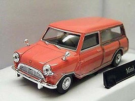 Mini Countryman/ Traveller 1960-1969 rot
