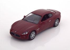 Maserati Gran Turismo Coupé seit 2007 dunkelrot
