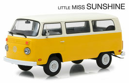 "VW T2b Bus 1972-1979 gelb / weiss ""Film Little Miss Sunshine"""