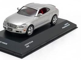 Lexus SC 430 Phase II 2006-2010 Premium Silver Pearl