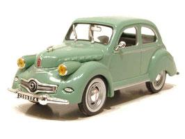 Panhard Dyna X 1945-1954 hellgrün