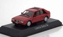 Lancia Delta S4 1985-1986 rot / schwarz