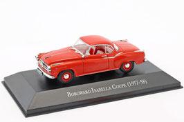 Borgward Isabella Coupé 1957-1958 rot