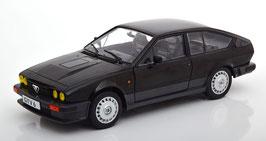 Alfa Romeo GTV 6 1980-1986 schwarz