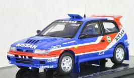 Nissan Pulsar / Sunny GTi-R 1992 Rally Test Version rot / weiss / blau