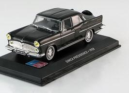 Simca Présidance 1958 schwarz