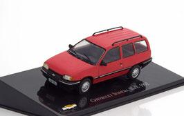 Chevrolet Ipanema Kombi 1989-1997 rot  Brasil