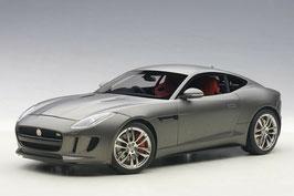 Jaguar F-Type R Coupé seit 2015 matt-grau met.