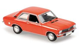 Opel Ascona A Phase I 1970-1973 rot
