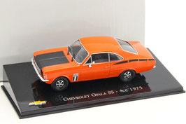 Chevrolet Opala Coupé SS 4CC 1975 orange / schwarz