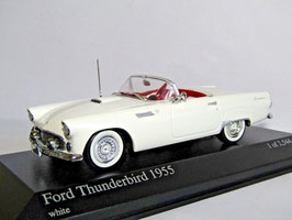 Ford Thunderbird Convertible 1955 wihte