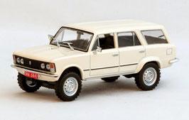 Fiat 125P Kombi 4x4 1977 weiss