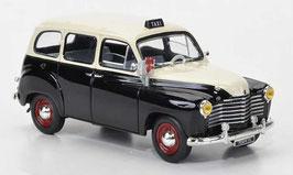 Renault Colorale 1963 TAXI schwarz / creme